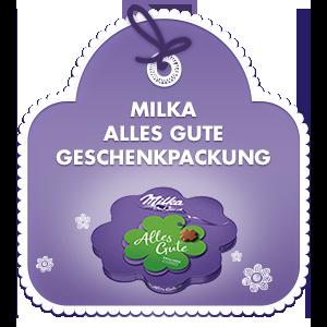 Milka Alles Gute 165g