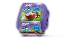 MILKA EGG'N'SPOON OREO 128 G