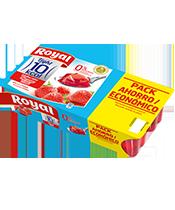 Gelatina pack económico Morango 10 kcal