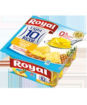 Gelatina ananás 10 kcal (pack)