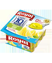 Gelatina limão 10 kcal (pack)