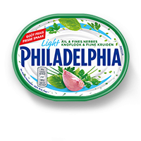 philadelphia-knoflook-en-kruiden-light-185g