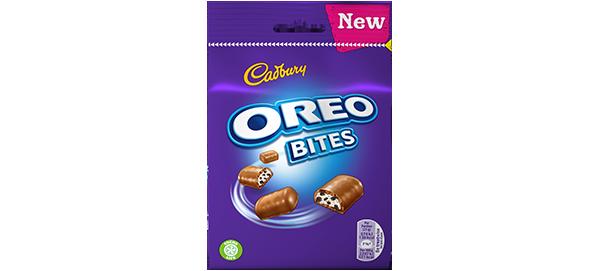 Cadbury Oreo Bites Cadburycouk