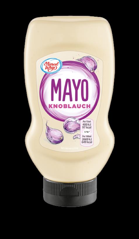 Mayonnaise mit Knoblauch