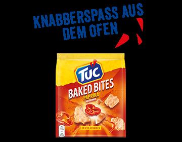 TUC - Baked Bites Paprika