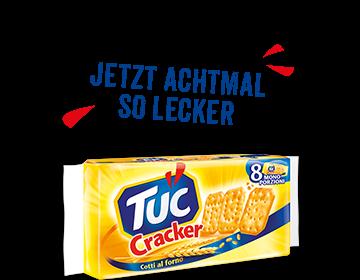 TUC - ORIGINAL CRACKER