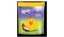 Milka Tejkrémes tojás 86g