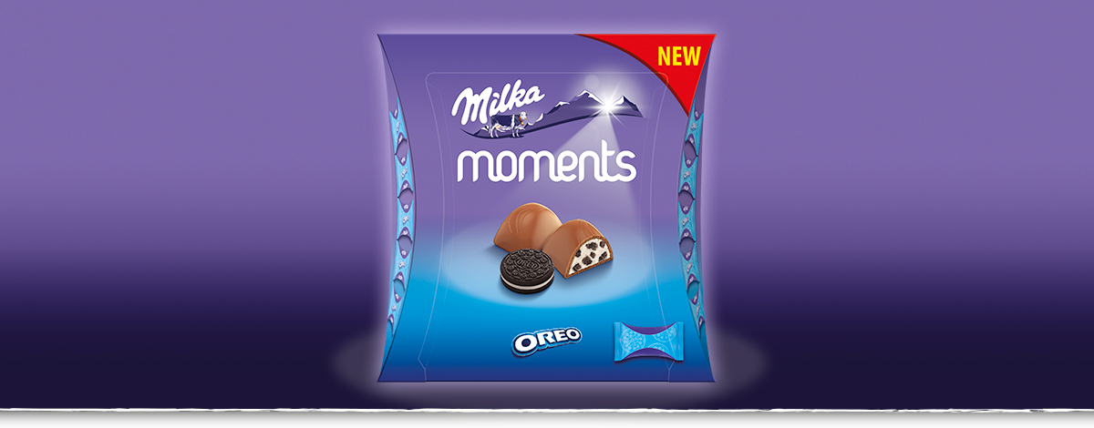 MILKA MOMENTS OREO 92 g