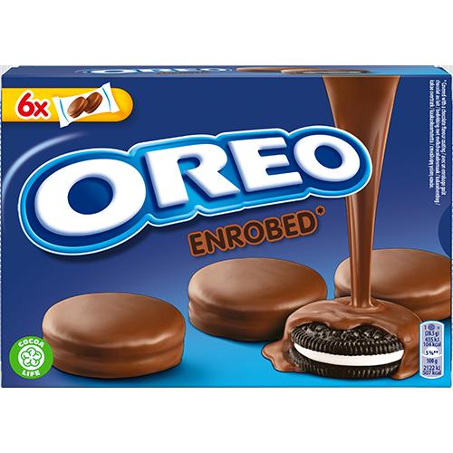 OREO - Enrobed Milk Choco 246g