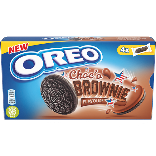 OREO - CHOCO Brownie 176g