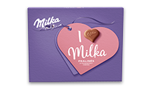 I LOVE MILKA EPRES 110G