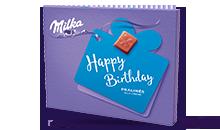 MILKA HAPPY BIRTHDAY 110g