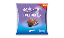 Milka Moments Oreo 92g
