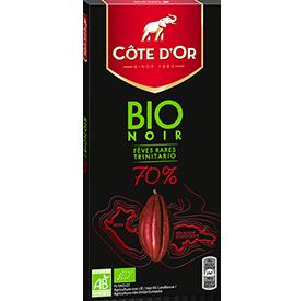 TAVOLETTA BIO 70% cacao