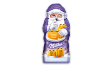 Milka Mikulás Crispy 45g