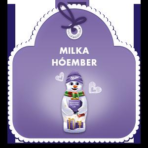 Milka Hóember 50g