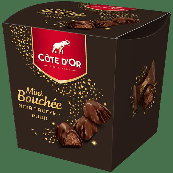 MINI BOUCHÉE Noir TRUFFE 158g