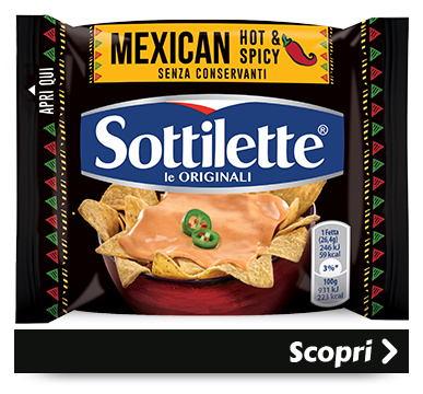 Sottilette® Mexican