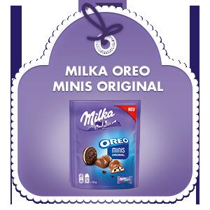 Milka Oreo Minis Original