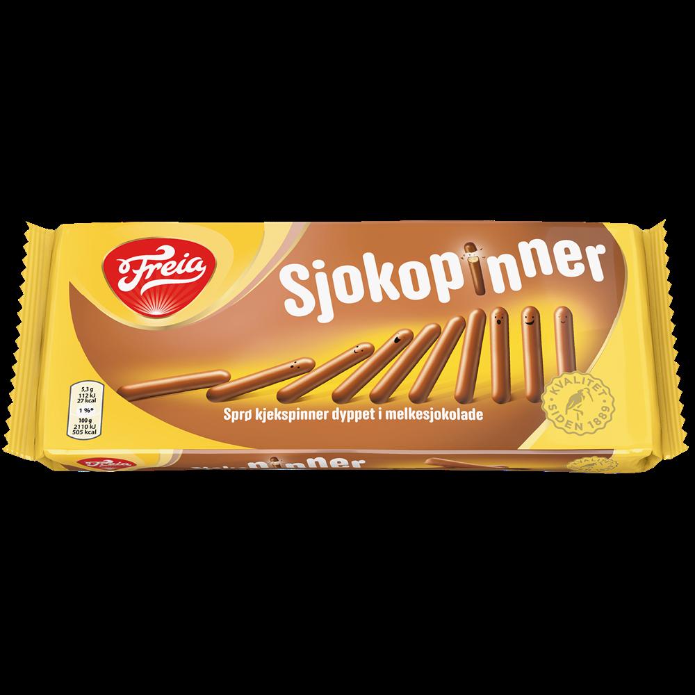 Freia Sjokopinner