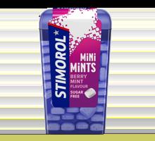 STIMOROL MiNi MiNTS<br>BERRY MINT