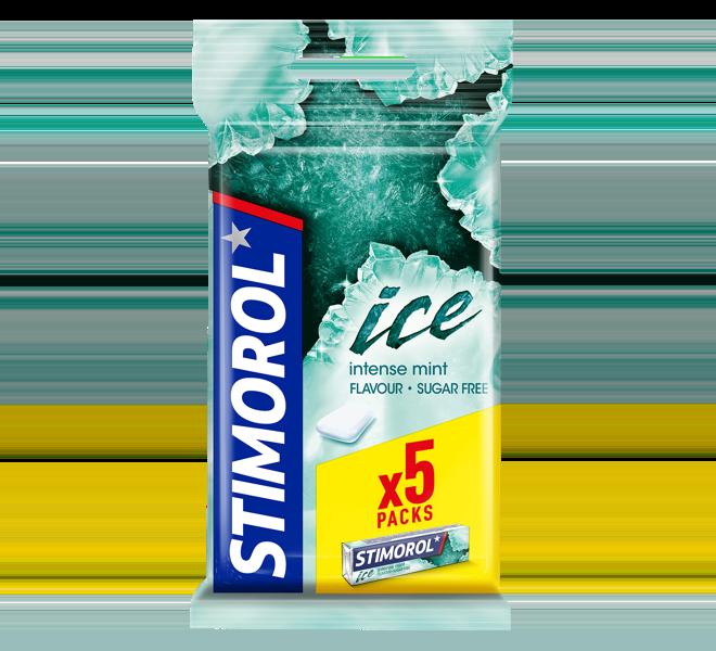 Stimorol ICE Intense Mint