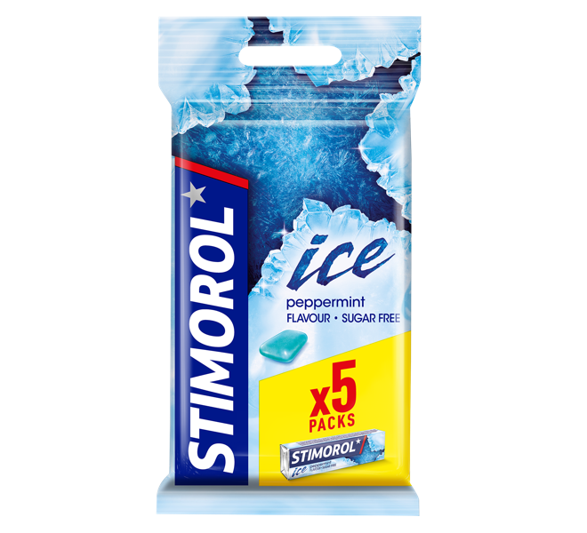Stimorol ICE Peppermint