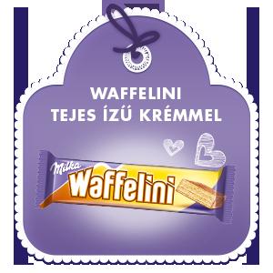 WAFFELINI TEJES ÍZŰ KRÉMMEL 31G