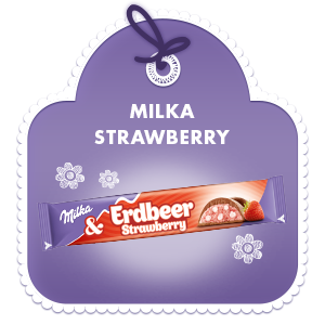 MILKA STRAWBERRY 36,5G
