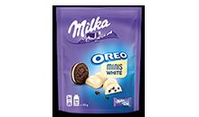 Milka-Oreo Minis White 153g