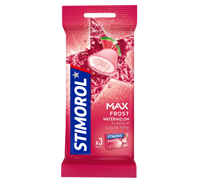 Stimorol Max Frost Watermelon
