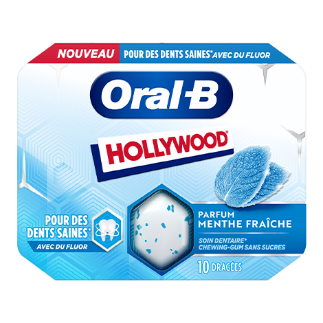 Hollywood Oral-B Menthe Fraîche