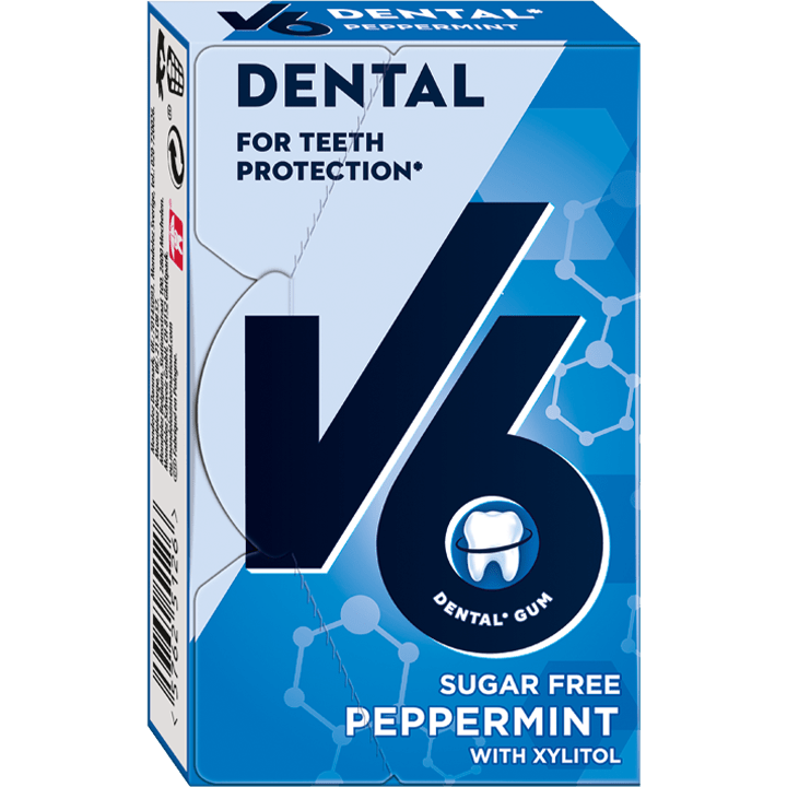 V6 Dental Peppermint