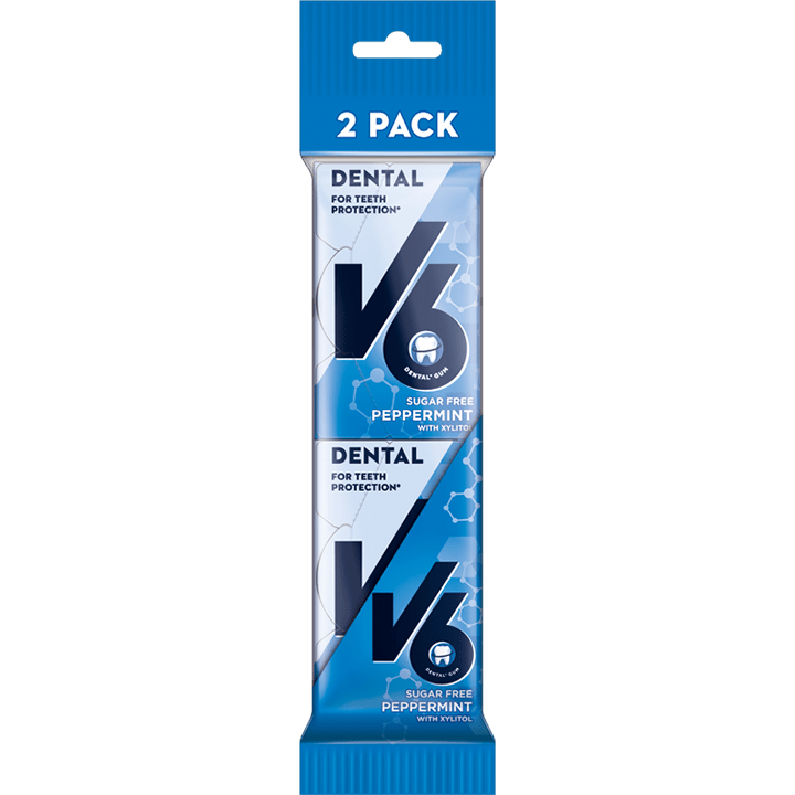 V6 Dental Peppermint