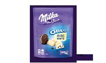 MILKA OREO MINIS WHITE 153 g