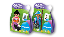 MILKA PLAYMOBIL MINI TOJÁS MIX 63 G
