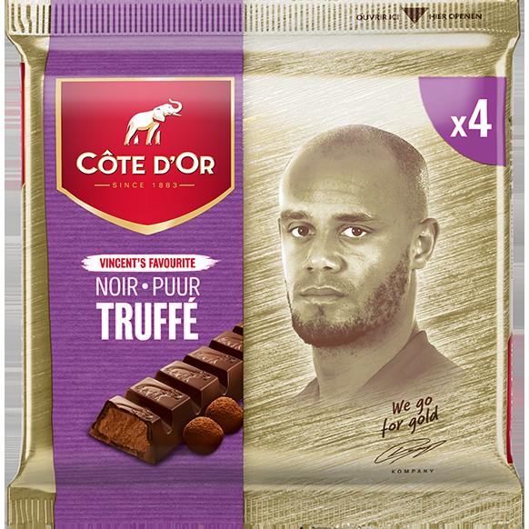 BÂTONS Truffé Noir