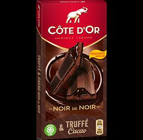TRUFFE & CACAO Noir de Noir