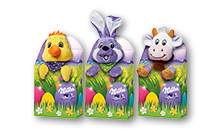 Milka Húsvéti ajándékcsomag 126g