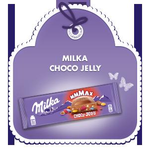 Milka Mmmax Choco Jelly 250G