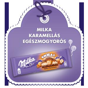 Milka Mmmax Toffee Wholenut 300G
