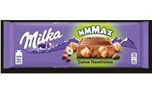 Milka Mmmax Egészmogyorós 270G