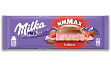 Milka Mmmax Epres Joghurtos 300G