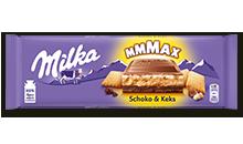 Milka Mmmax Choco & Keks 300G