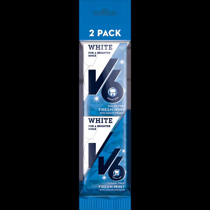 V6 White Cool Mint