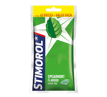 STIMOROL SPEARMINT SACHET