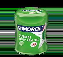 STIMOROL SPEARMINT BOTTLE