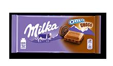 MILKA CHOCO OREO 100G