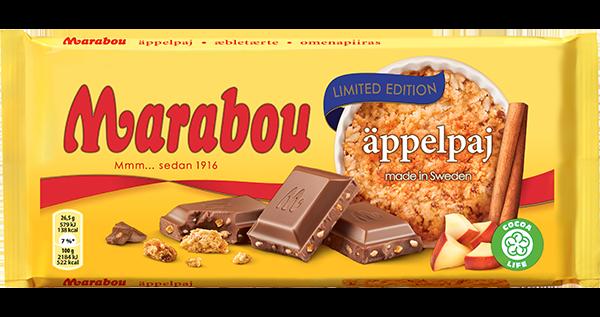 Marabou Äppelpaj