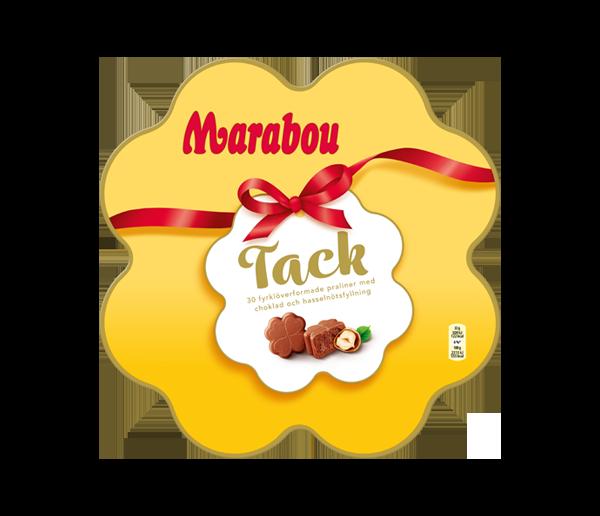 Marabou Tak Firkløver